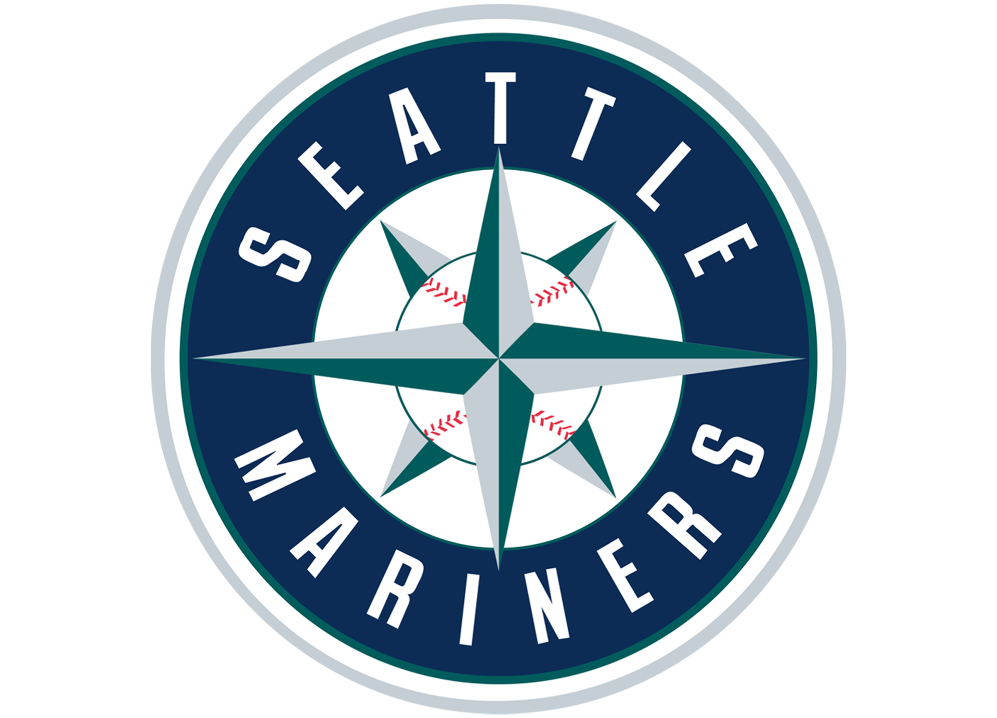 Seattle Mariners - Free Sports Logo Vector Downloads